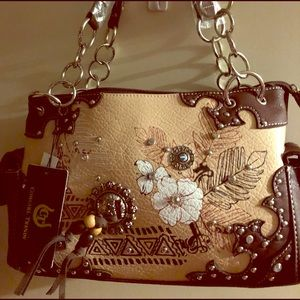 Cowgirl Trendy bag NEW